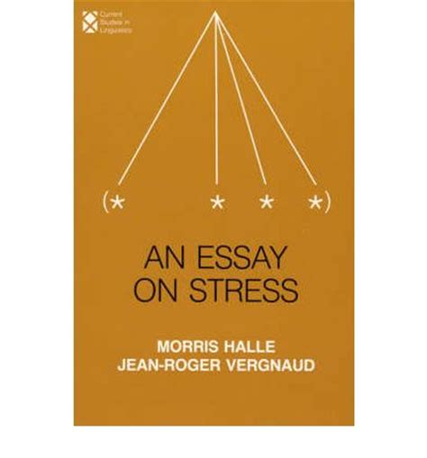 Analysis of Stress - Essay - ReviewEssayscom